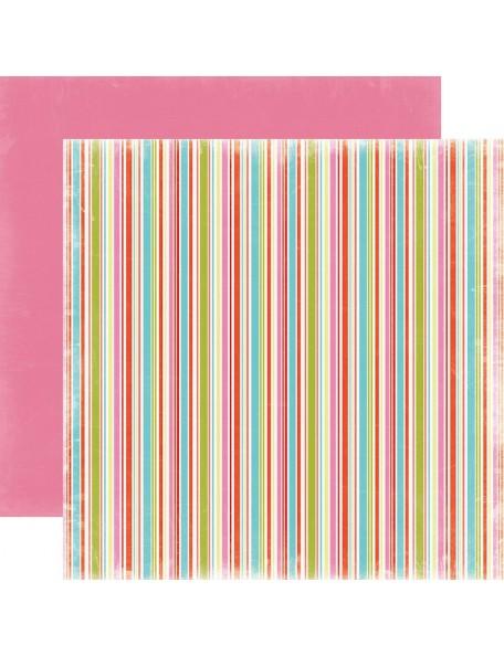 Carta Bella Summer Lovin, Stripes