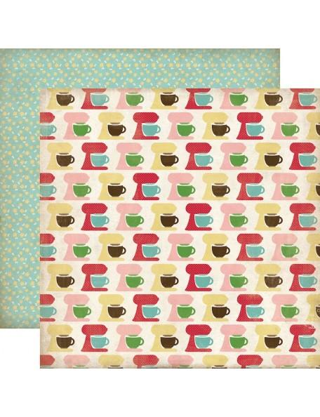 Carta Bella Homemade With Love, Mixing Bowls