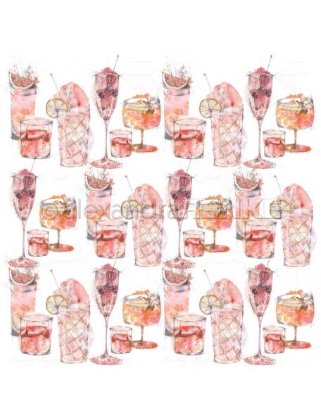 Alexandra Renke, Orange Cocktails