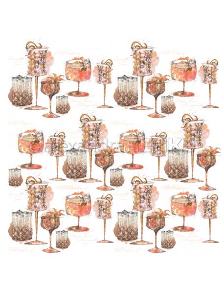 Alexandra Renke, Elegant Cocktail Mix