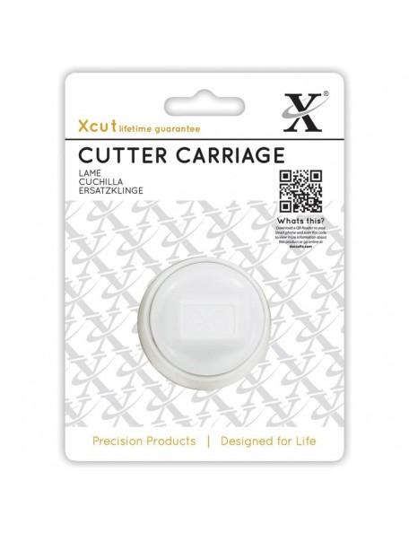 Xcut Shape cuchilla con soporte