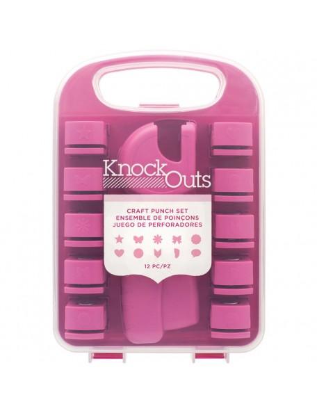 American Crafts - Knock Outs Set de Perforadores
