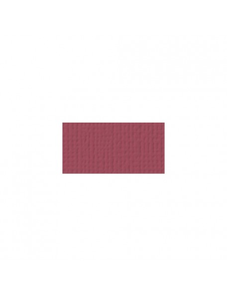 "American Crafts Pomegranate Textured Cardstock 12""x12"""