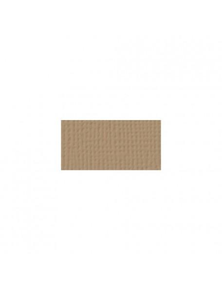 "American Crafts Caramel Textured Cardstock 12""x12"""