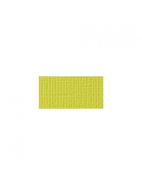 """American Crafts - Limeade - Textured Cardstock 12""""x12"""""""