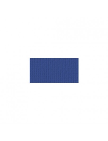 """American Crafts Textured Cardstock 12""""x12"""", Sapphire"""