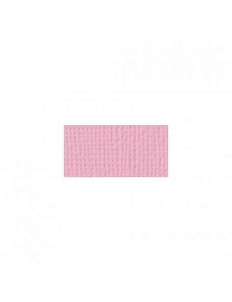 "American Crafts Textured Cardstock 12""x12"", Blush"