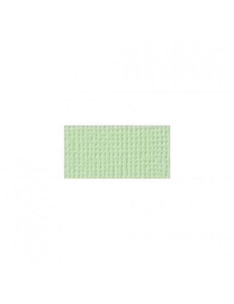"American Crafts Textured Cardstock 12""x12"", Peapod"