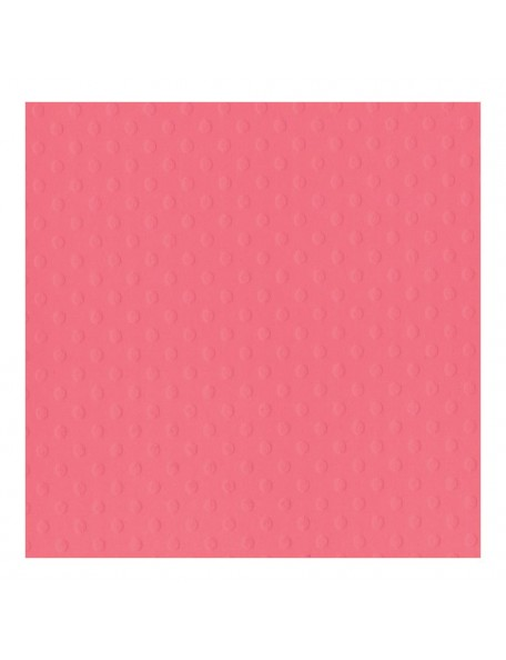 Bazzill Coral Reef Dotted Swiss Cardstock