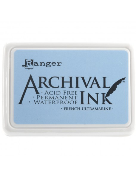 Ranger - French Ultramarine Archival Ink Pad
