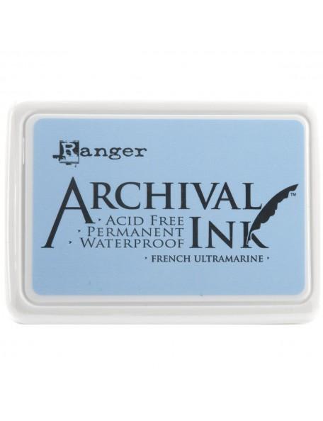 Ranger - French Ultramarine Archival Ink Pad