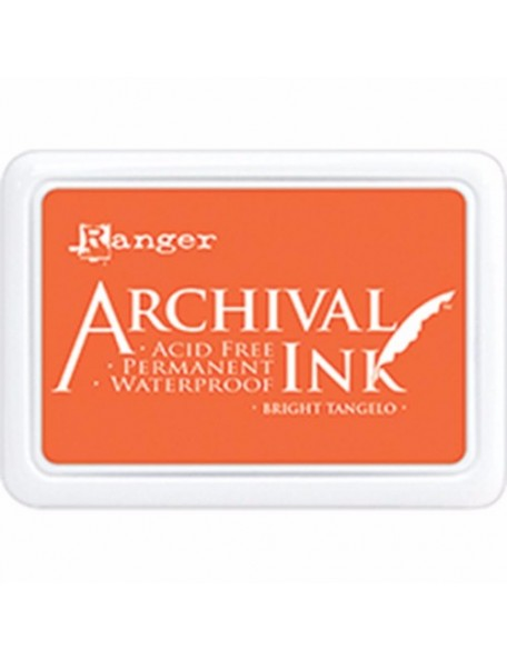 Ranger - Bright Tangelo Archival Ink Pad