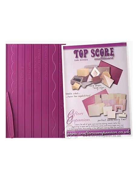 "Crafter´s Companion - Top Score Multiboard 11,75""x7,5"""