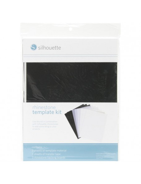 Silhouette - Kit Para Rhinestone