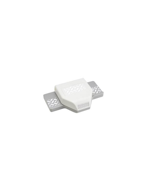 "Ek Tools Large Edge Punch Brick Pattern, 1.25""X2.5"""