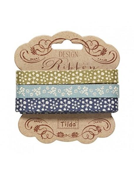 Tilda pack cintas decorativas Mod. Pardon 10 mm 3x2 mts.