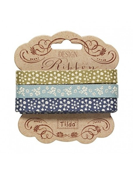 Tilda pack cintas decorativas Pardon 10 mm 3x2 mts.