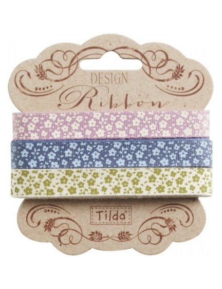 Tilda pack cintas decorativas Autumntree 10 mm 3x2 mts.