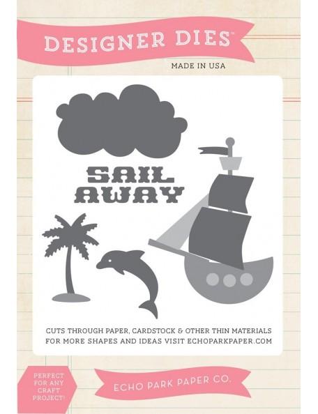 Echo Park Sail Away Die Set