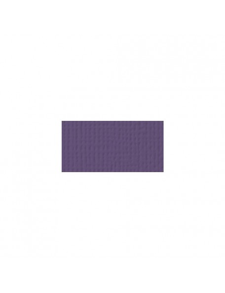 "American Crafts - Plum Textured Cardstock 12""X12"""