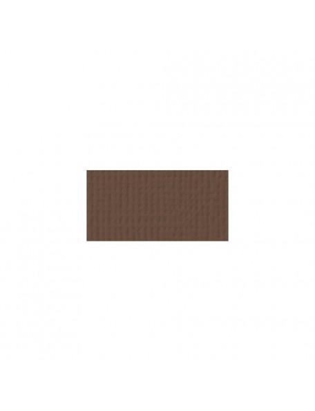 "American Crafts Chestnut Textured Cardstock 12""X12"""
