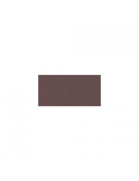 """American Crafts Coffee Textured Cardstock 12""""X12"""""""