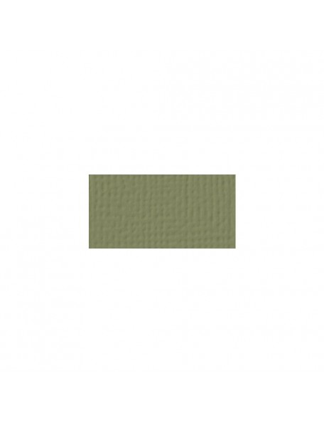 "American Crafts Textured Cardstock 12""X12"" , Olive"