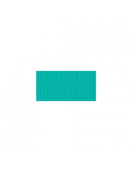 American Crafts Textured Aqua