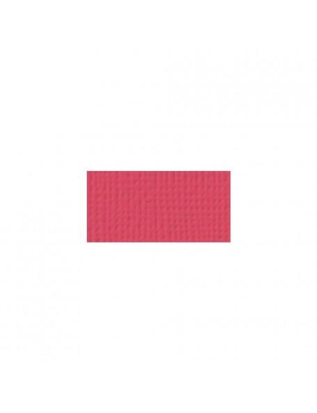 "American Crafts - Cherry Textured Cardstock 12""X12"""