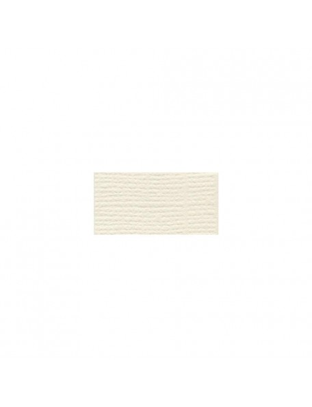 "Bazzill Cardstock 12""X12"" French Vanilla/Grass Cloth"