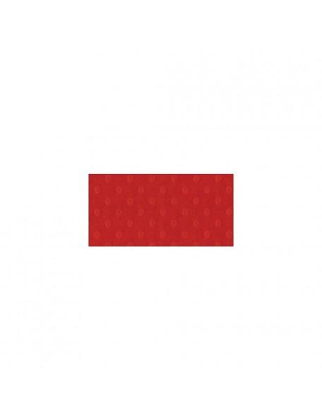 "Bazzill Fireball Dotted Swiss Cardstock 12""X12"""