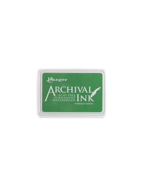 Ranger - Emerald Green Archival Ink Pad