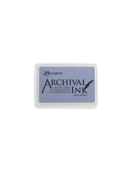 Ranger - Blue Violet Archival Ink Pad