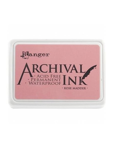 Ranger - Rose Madder Archival Ink Pad
