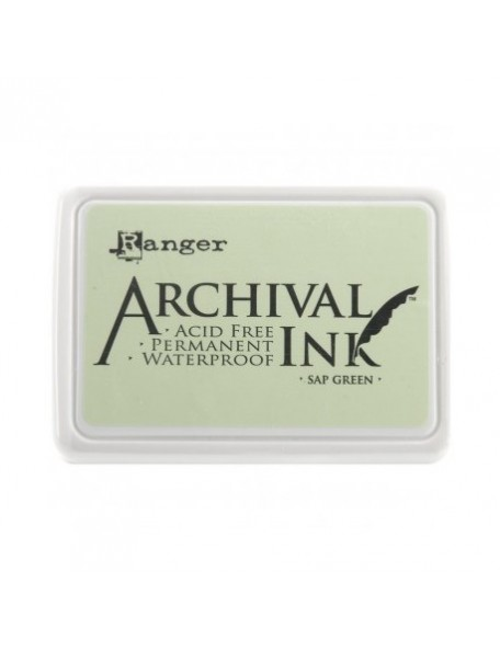 Ranger - Sap Green Archival Ink Pad