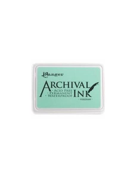 Ranger - Viridian Archival Ink Pad