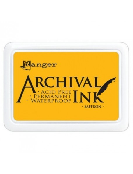 Ranger - Saffron Archival Ink Pad