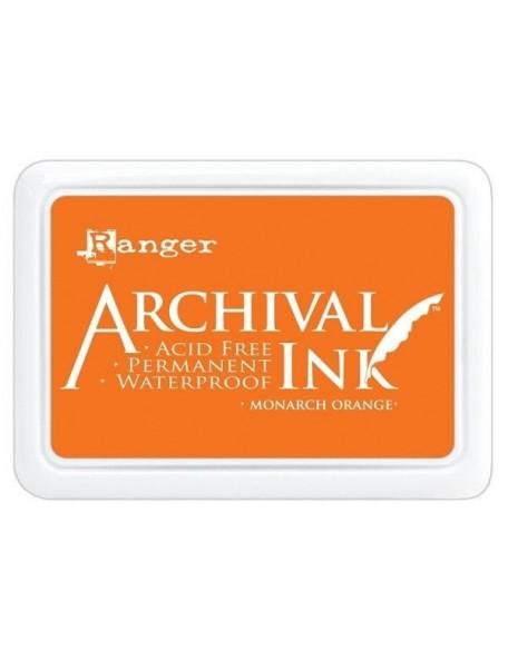 Ranger - Monarch Orange Archival Ink Pad
