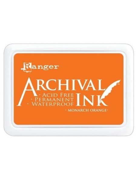 Ranger Monarch Orange Archival Ink Pad