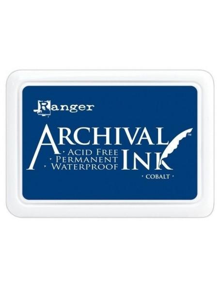 Ranger - Cobalt Archival Ink Pad