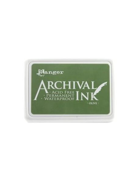 Ranger - Olive Archival Ink Pad