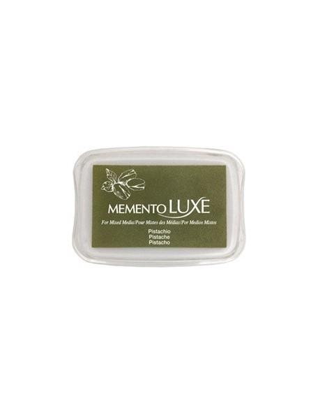 Memento Luxe Ink Pad, Pistachio
