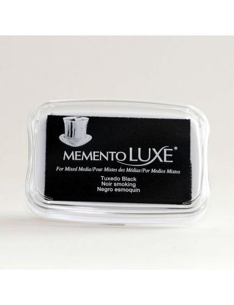 Memento Luxe Ink Pad, Tuxedo Black