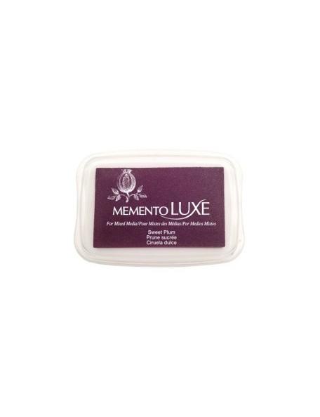 Memento Luxe Ink Pad, Sweet Plum