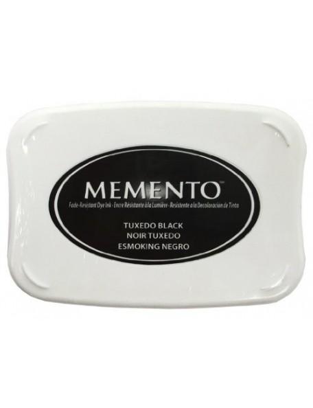 Memento Dye Ink Pad, Tuxedo Black