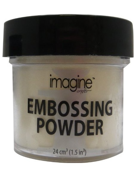 Imagine Crafts - Embossing Powder 1Oz Transparente