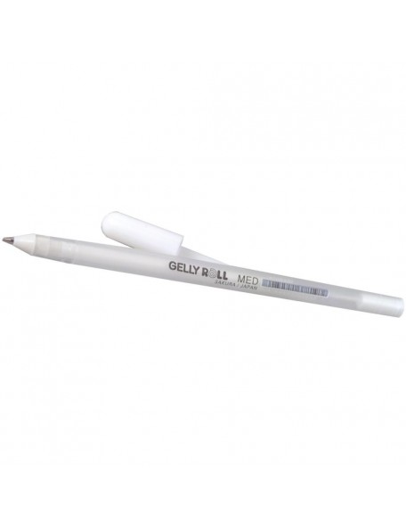Sakura Gelly Roll Medium Point Pen Open Stock Blanco