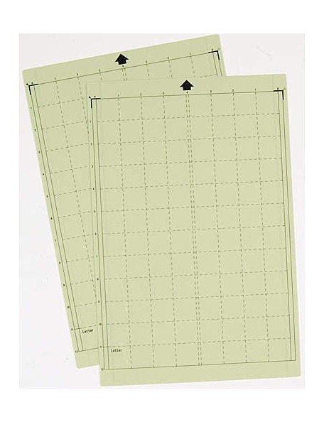 "Replacement Cutting Mat For Silhouette Sd (2 Pcs) 13.5""x8.9"""