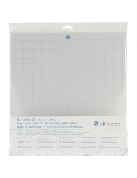 "Silhouette Cameo Light Tack Cutting Mat 12""X12"""