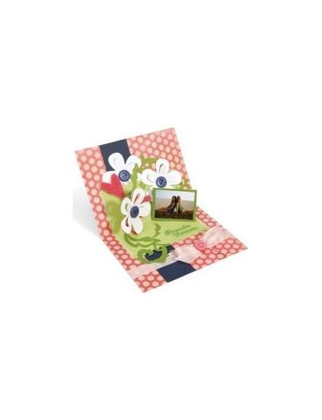 Sizzix Bigz Die Zig Zag 3-D Card Pop-Up